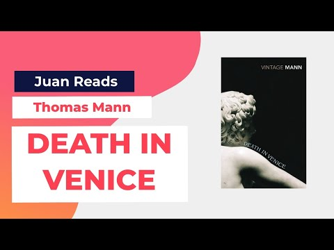 DEATH IN VENICE (Der Tod in Venedig) by Thomas Mann 🇩🇪 BOOK REVIEW [CC]