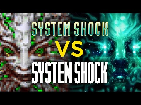 System Shock vs System Shock Remastered: What
