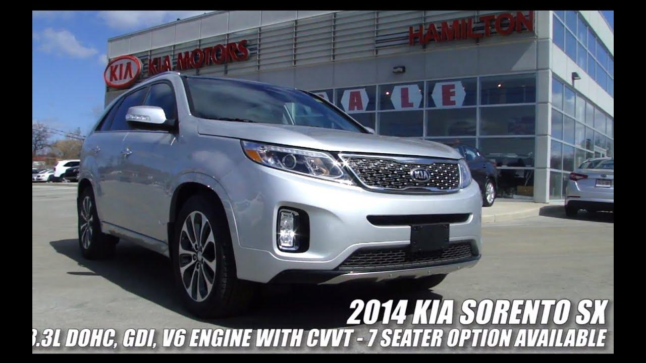 Superior 2014 Kia Sorento LX AWD U0026 SX | Video Tour | CAR NATION CANADA   YouTube