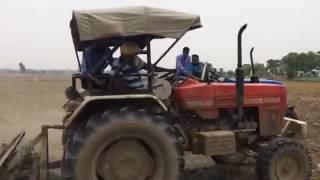 Sonalika vs Swaraj 855 Tractor POWER Test ★ JATT DA TRACTOR Video HD