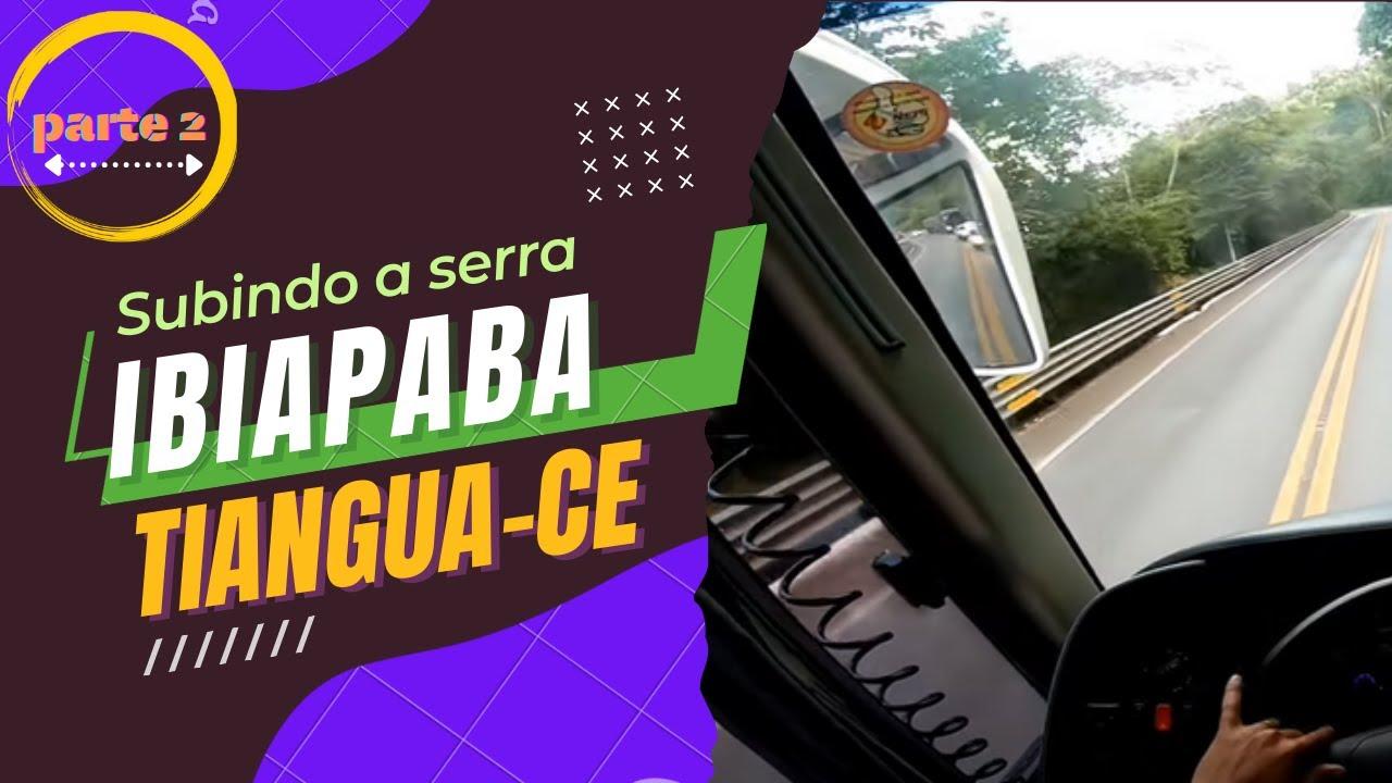 Subindo Serra da Ibiapaba parte 2