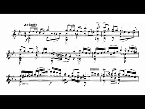 Franz von Vecsey - Prelude and Fugue for violin solo (audio + sheet music)