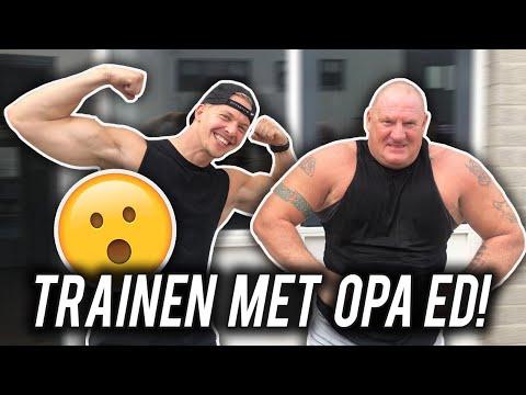 TRAINEN MET OPA (60) | 140KG BENCHPRESS