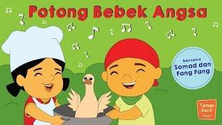 Music | Lagu anak Indonesia | Nursery Rhymes | Potong Bebek Angsa | teman kecil
