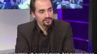 Peter Joseph Interviewed on 'The Marker' - Tel Aviv TV | The Zeitgeist Movement
