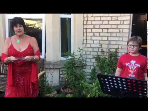 1 June 2020. The third #SingForWales anthem sing. Y trydedd digwyddiad #CanwchDrosGymru #AnthemCymru