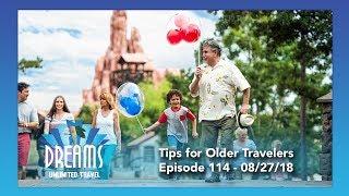 Travel Tips for Older and Multigenerational Travelers | 08/27/18