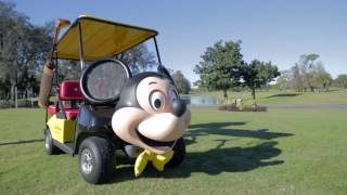 Walt Disney World Golf- Happiest Place on Turf!