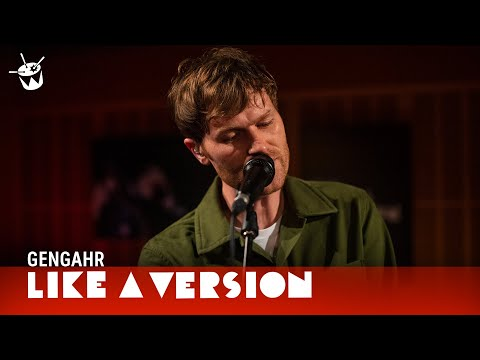 Gengahr cover Billie Eilish 'everything i wanted' for Like A Version