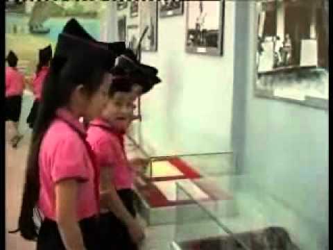 Ngoại khóa Trường Trưng Vương - Quảng Trị.wmv