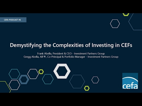 Demystifying The Complexities Of Investing In CEFs