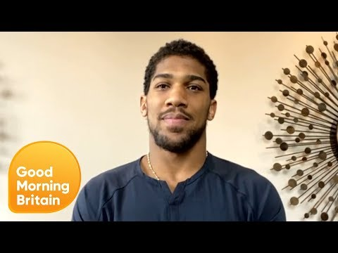 Anthony Joshua Reclaims Heavyweight World Titles | Good Morning Britain