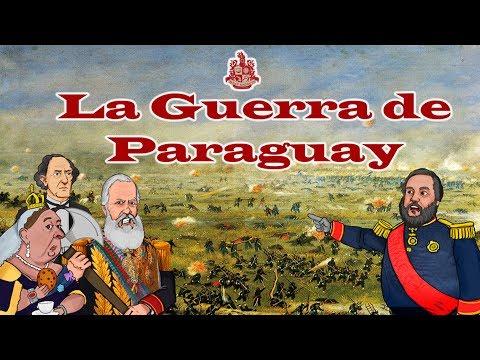 La Guerra de Paraguay - Bully Magnets