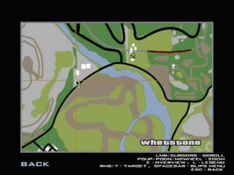 GTA San Andreas Angel Pine weapons YouTube