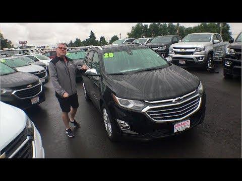 2020 Chevrolet Equinox AWD Premier • GuarantyCars.com