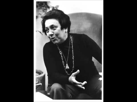 Alicia de Larrocha Interview - WQXR (1978)