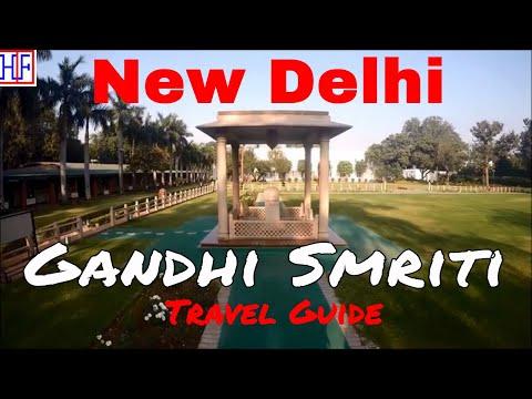 New Delhi | Gandhi Smriti | Tourist Attraction | Episode# 8