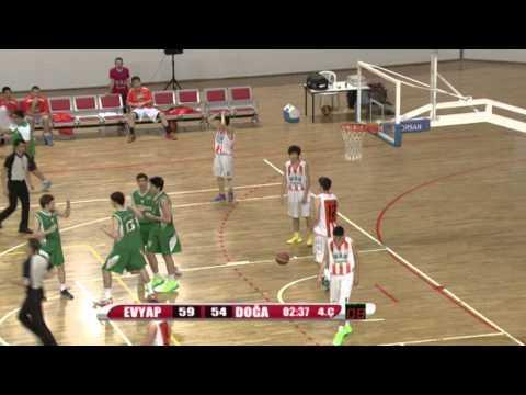 Mürüvvet Evyap Koleji - Doğa Koleji Basketbol Final Maçı