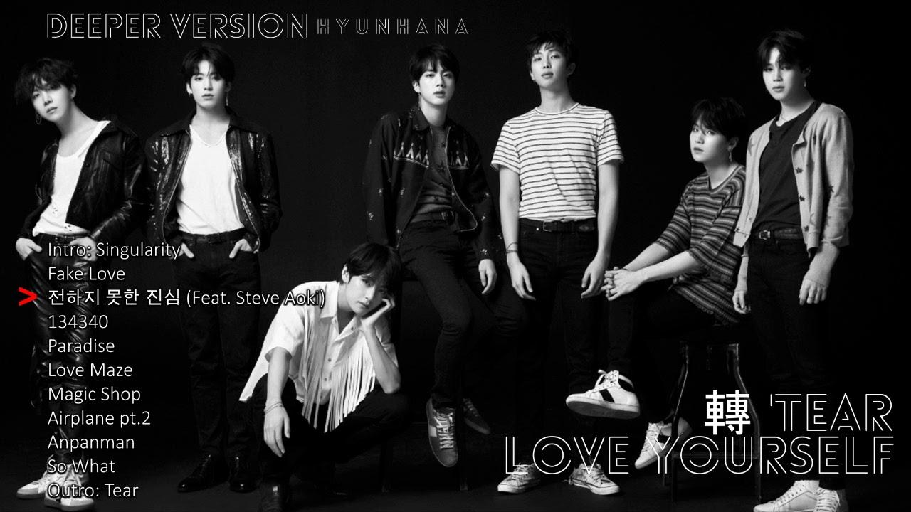 Download : BTS (방탄소년단) LOVE YOURSELF 轉