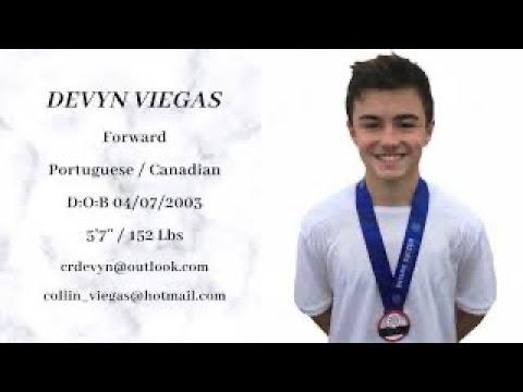 Devyn Viegas 2019 Highlights