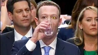 MARK ZUCKERBERG FACEBOOK ADMITS HE'S A REPTILIAN SHAPESHIFTER LIZARD!