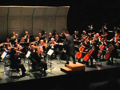 Beethoven Symphony No. 5 / 1. Allegro con brio / Bernard / Park Avenue Chamber Symphony