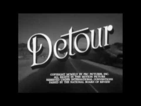 Detour (1945) Trailer
