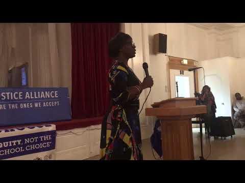 Nina Turner KeyNote: Journey For Justice [J4J] Conference