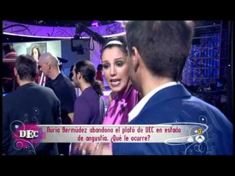 DEC -Nuria Bermúdez sufre una crisis nerviosa y abandona el plató thumbnail