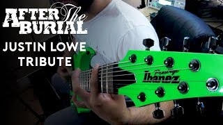 After The Burial - Rareform Breakdown Compilation (Justin Lowe Tribute)