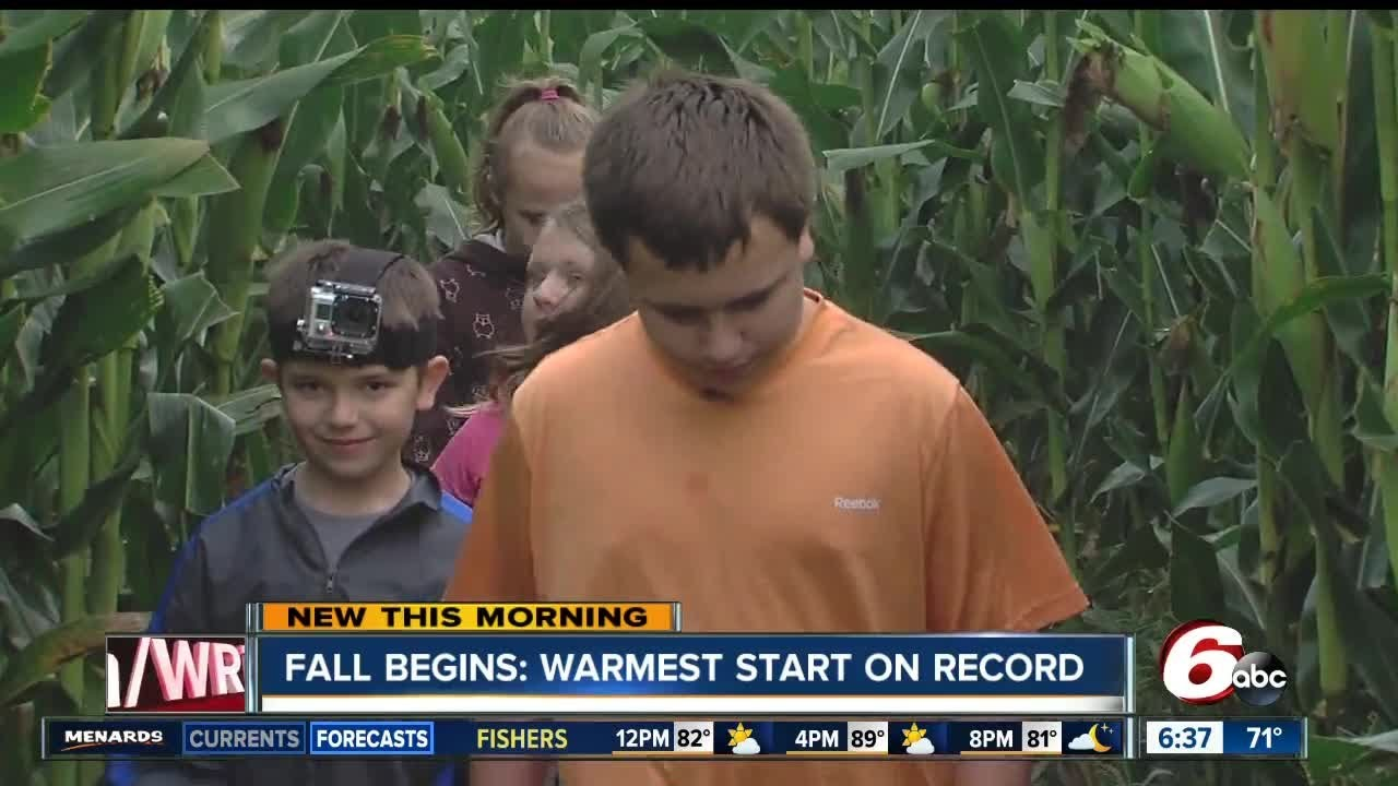 Fall Activities Abound At Piney Acres Farm Youtube