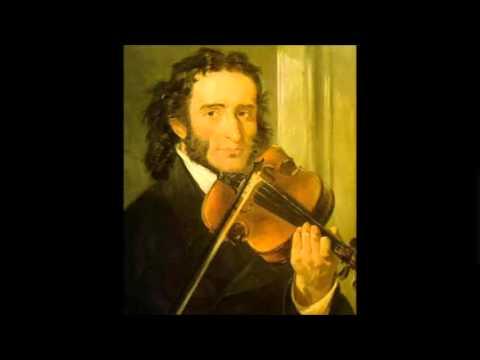 Nicolo Paganini - Capriccio I In Mi Major