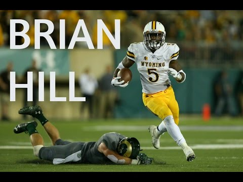 Brian Hill || 2016 Wyoming Highlights
