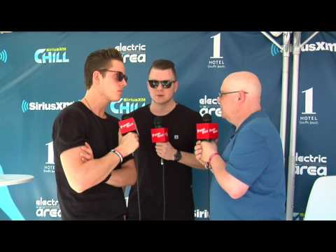 2017 Miami Music Week Interview with Sick Individuals