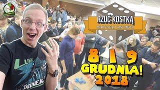 Rzuć Kostką | Świąteszna Edycja 2018 | Zaproszenie!