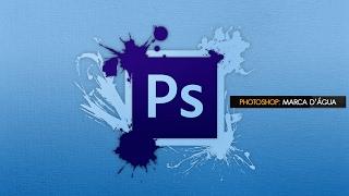 Como fazer  logomarca  Photoshop CS6