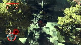 Prototype 2 Gameplay (PC) - Full HD 1080p High Settings NVIDIA GeForce GT 650M On Asus N76VZ