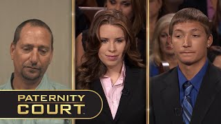 Girlfriend Shared A Bed With Boyfriend's Father (Full Episode) | Paternity Court thumbnail