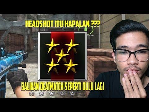 NEMBAK KEPALA MUSUH HAPALAN ATAU BAKAT ?? POINT BLANK GARENA INDONESIA