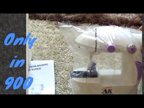 Mini Sewing Machine Review /online Purchase Krne Se Pahle//must Watch