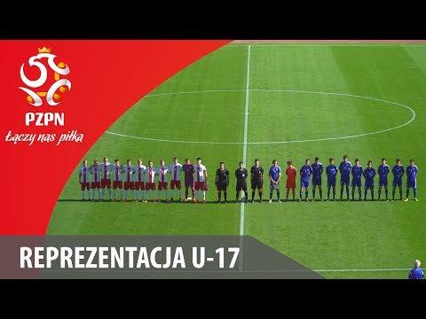 U-17: Bramki z meczu Polska - San Marino