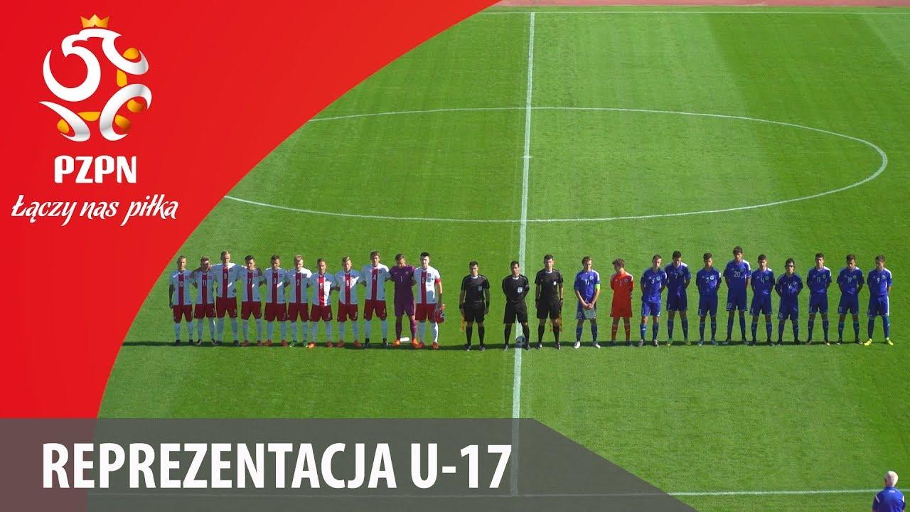 U-17: Bramki z meczu Polska – San Marino