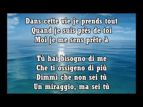 TOI, TU - UMBERTO TOZZI & CERENA LYRICS