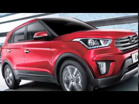 Hyundai new Creata latest SUV launched