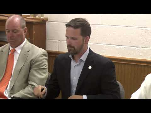 Erie County Pennsylvania, County Council Meeting - July 25,