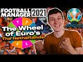 The Wheel of Euro's   Netherlands   Football Manager 2021