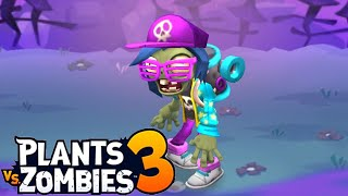 Plants vs. Zombies 3 - Gameplay Walkthrough Part 12 - Shuffle Truffle VS Fog Machine Zombie