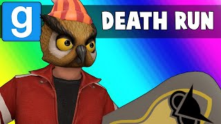 Gmod Death Run Funny Moments - The Vanoss Winter Olympics 2018! (Garry