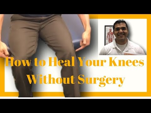3 Tips For Knee Cartilage Problems-How to heal your knees without surgery- Knee Therapy-El Paso, TX