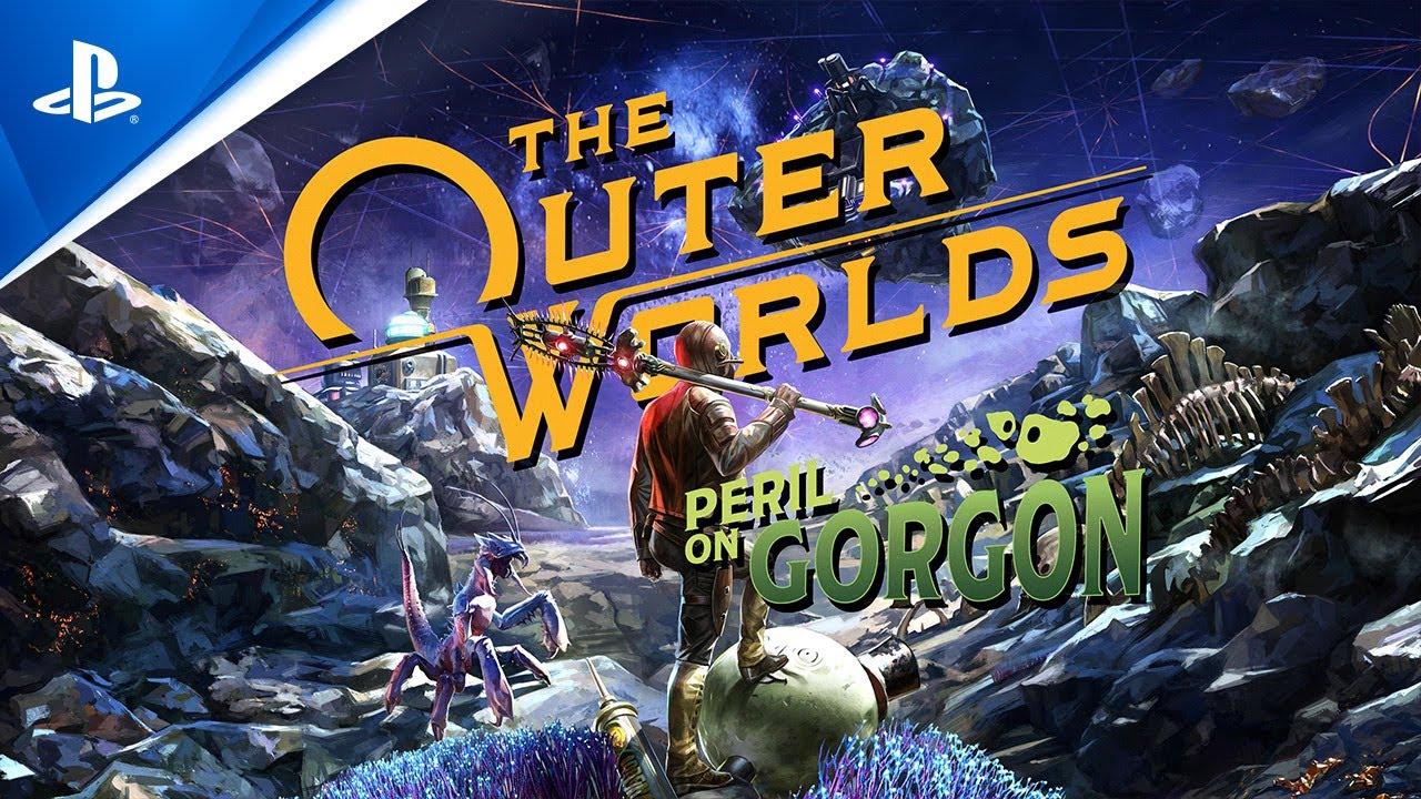 The Outer Worlds: Peligro en Gorgona – Tráiler oficial
